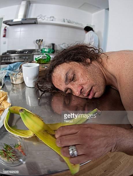 bachelor - casca de banana - fotografias e filmes do acervo