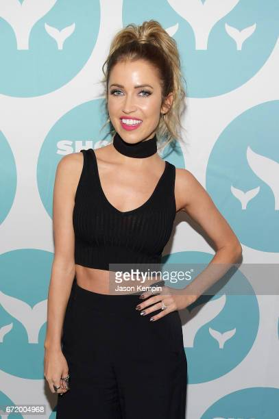 Bachelorette contestant Kaitlyn Bristowe attends the The 9th Annual Shorty Awards at PlayStation Theater on April 23 2017 in New York City