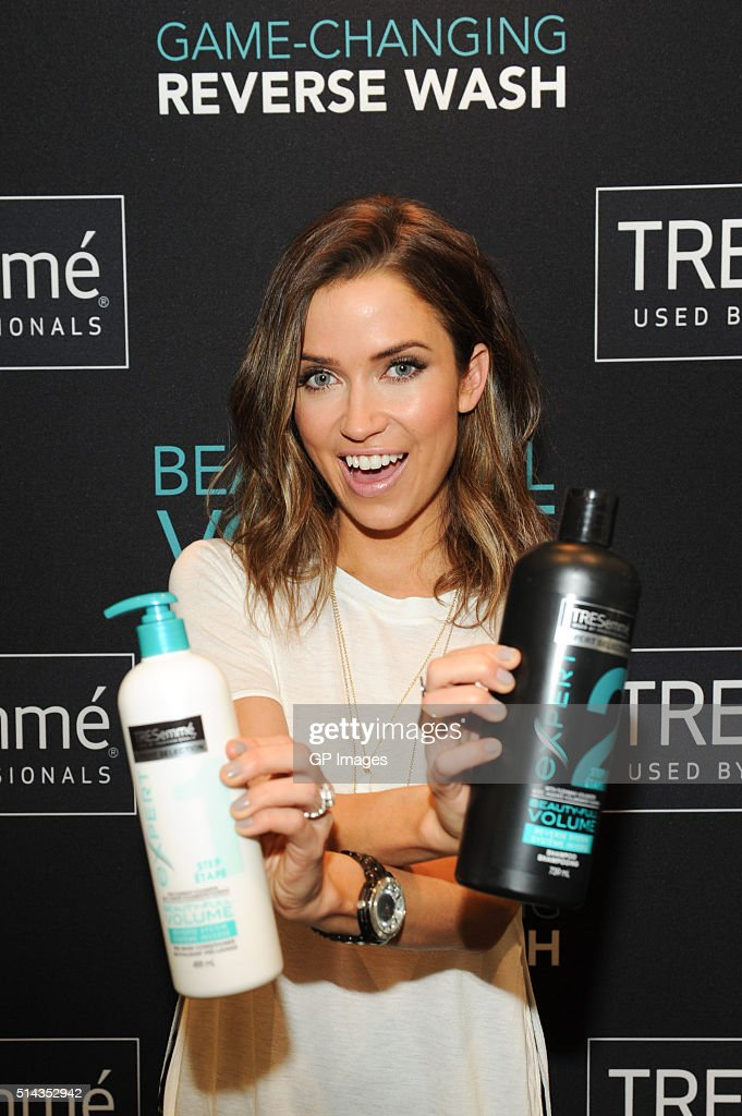 Bachelorette Kaitlyn Bristowe Kicks Off The Launch Of TRESemme Beauty-Full Volume Reverse Wash System