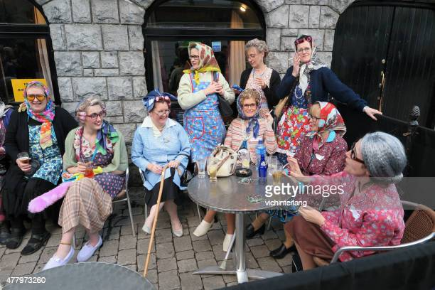 Bachelorette Party, Galway, Ireland, May 22, 2015
