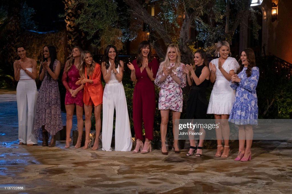 "CA: ABC's ""The Bachelorette"" - Season 15"