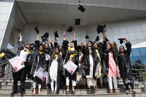 IND: Delhi University's 97th Annual Convocation