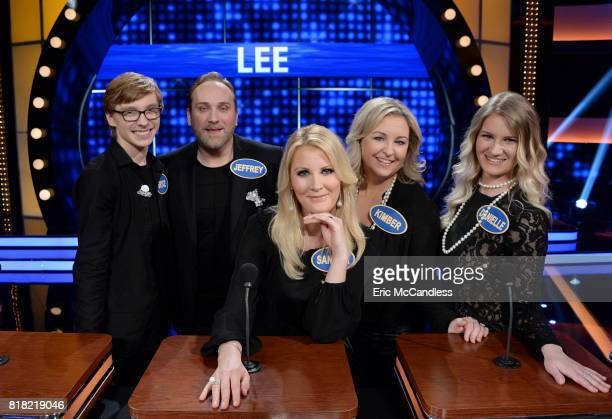 """Bachelors vs Bachelorettes and Sandra Lee vs Lea Thompson"""" - The celebrity teams competing against each other to win cash for their charities feature..."""