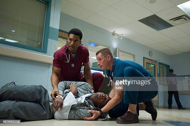 SHIFT 'Back at the Ranch' Episode 203 Pictured JR Lemon as Kenny Brendan Fehr as Drew Alister Grantham Coleman as Terrance