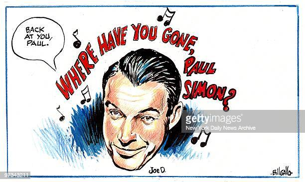 Back at you Paul Joe DiMaggio Paul Simon