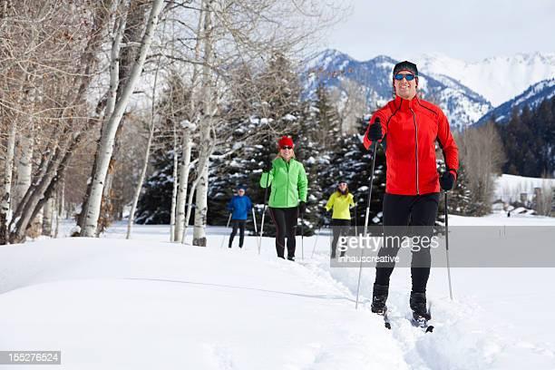 Back Country Ski nordique