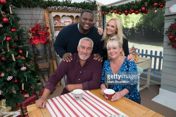 EDITION Back for a fourth season on The Walt Disney Television via Getty Images Television Network The Great American Baking Show Holiday Edition...
