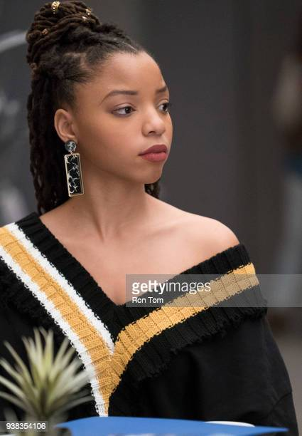 ISH Back Forth Zoey has a big decision to make about her love life and everyone has an opinion about it This episode of grownish airs Wednesday March...