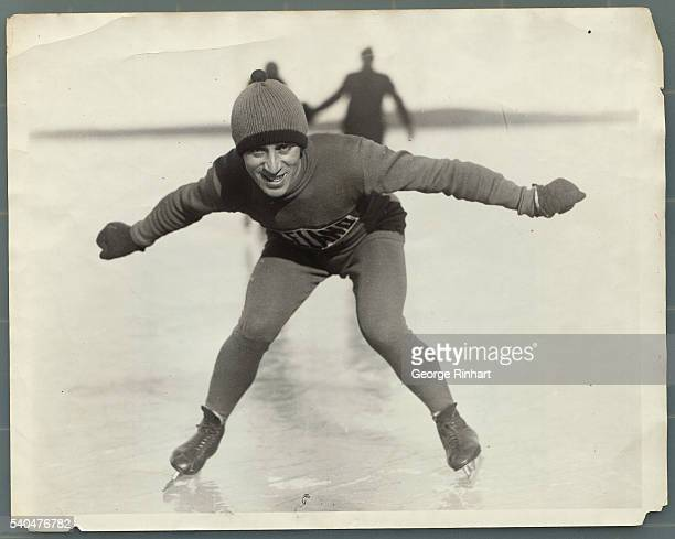 Back in 1928 American Irving Jaffee had the fastest time in the 10000 meter speed skating race at St Moritz only to lose his gold medal when thawing...