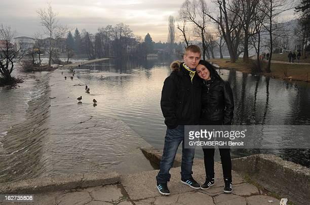 Back In Bosnia And Herzegovina Twenty Years After The War Martyrs Children Of Bihac BosnieHerzégovine Février 2012 Sanja 26 ans serbeorthodoxe et...