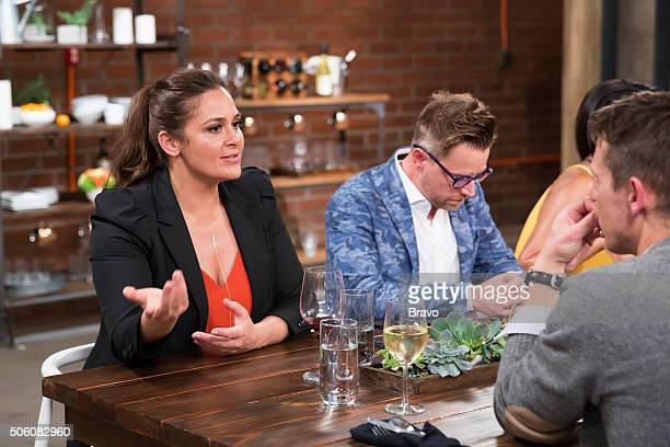 TOP CHEF Back in the Day Episode 1307 Pictured Antonia Lofaso Richard Blais
