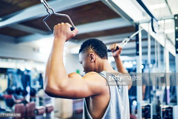 back in the gym with a bang - center athlete stock pictures, royalty-free photos & images