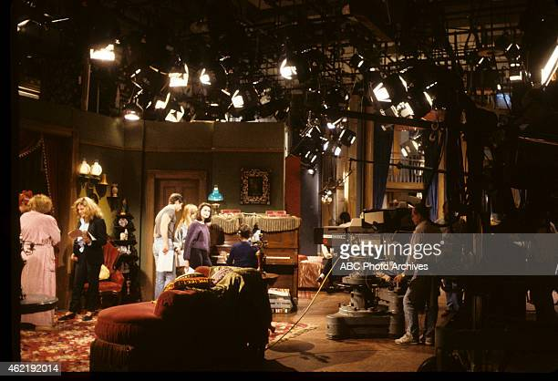 LOVING Back in Time BehindtheScenes Coverage Shoot Date March 14 1990 NADA