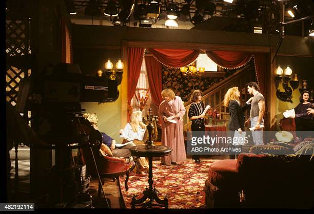 LOVING Back in Time BehindtheScenes Coverage Shoot Date March 14 1990 LOUISE