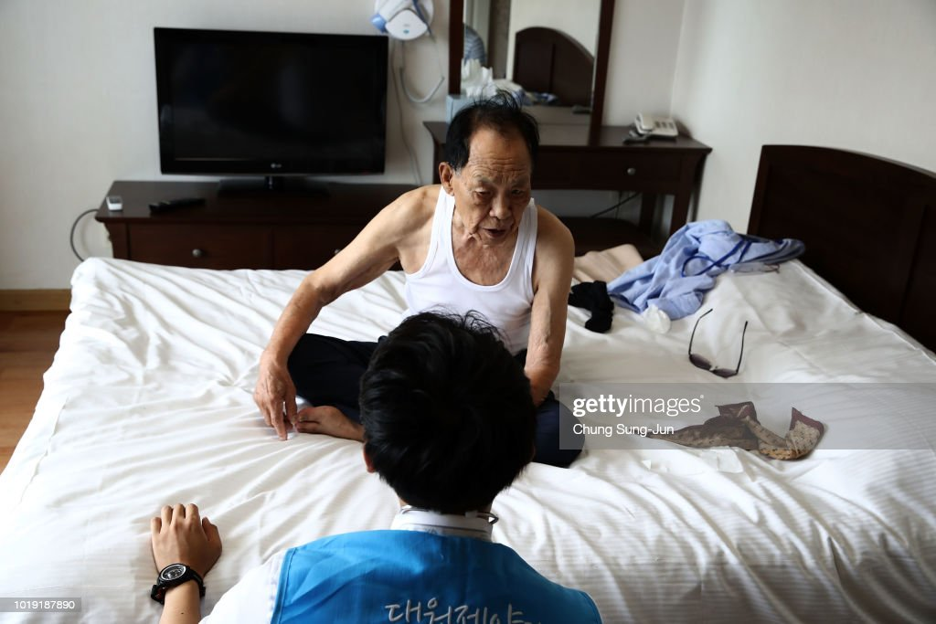Koreans Prepare For Rare Family Reunion Decades Since The War