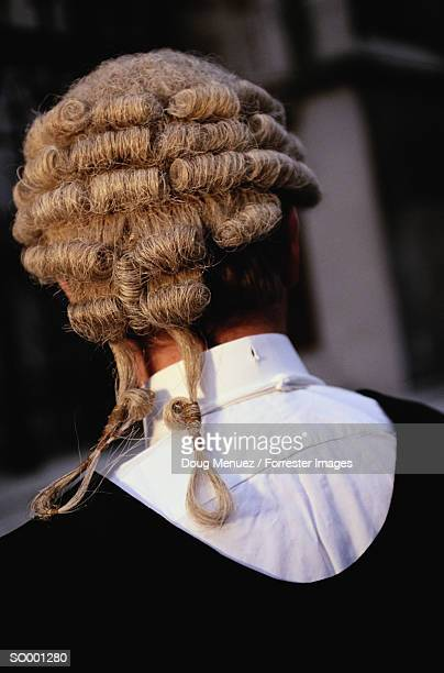 Back of Barrister's Head
