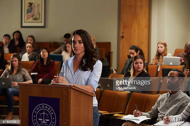 SUITS Back on the Map Episode 603 Pictured Meghan Markle as Rachel Zane