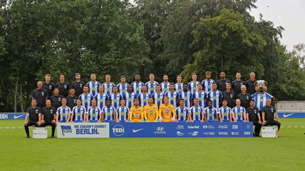 DEU: Hertha BSC - Team Presentation