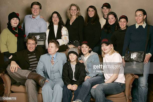 Alex Borstein John CrabtreeIreland Stacy Codikow executive producer Cady Huffman Nicole Colombie Chris Thrasher Lisa Thrasher Juli Vizza and Molly...