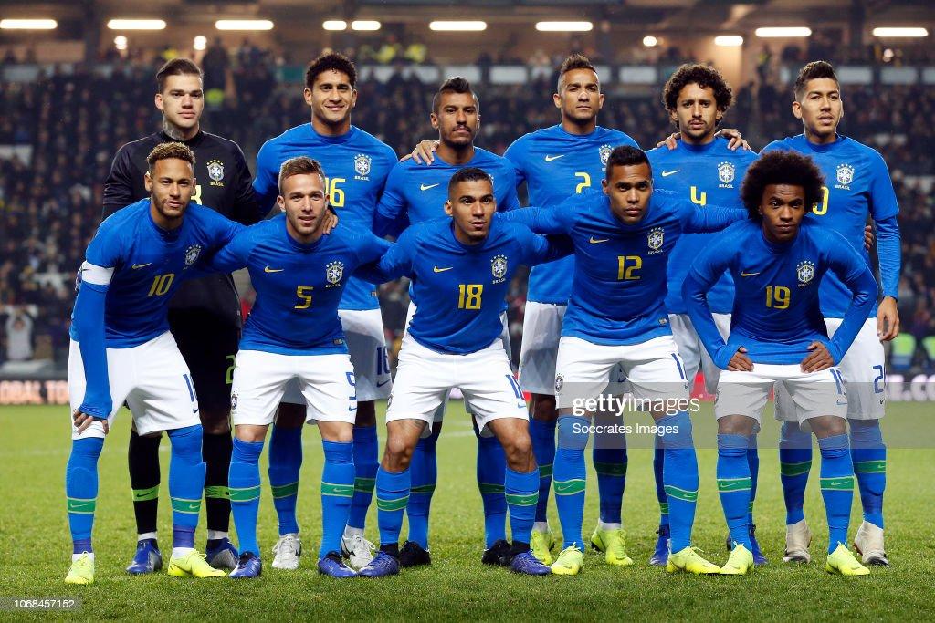 Brazil  v Cameroon  -International Friendly : ニュース写真