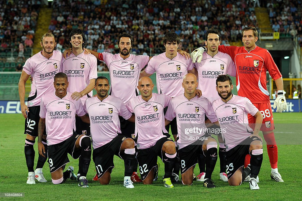 US Citta di Palermo, SSC Napoli, Valencia - Pre-Season Friendly Tournament