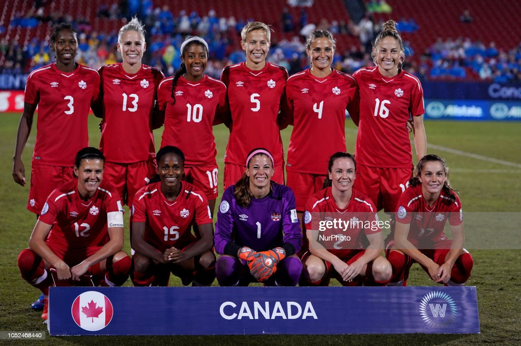 USA v Canada - CONCACAF Women's Championship Final : News Photo