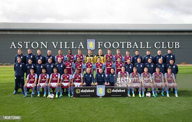 Back Row LeftRight Matthew Edge Alan Smith John Hartley Terry Gennoe Jordan Bowery Christian Benteke Nicklas Helenius Jed Steer Brad Guzan Libor...