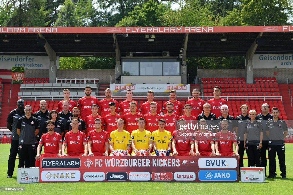 Wuerzburger Kickers - Team Presentation
