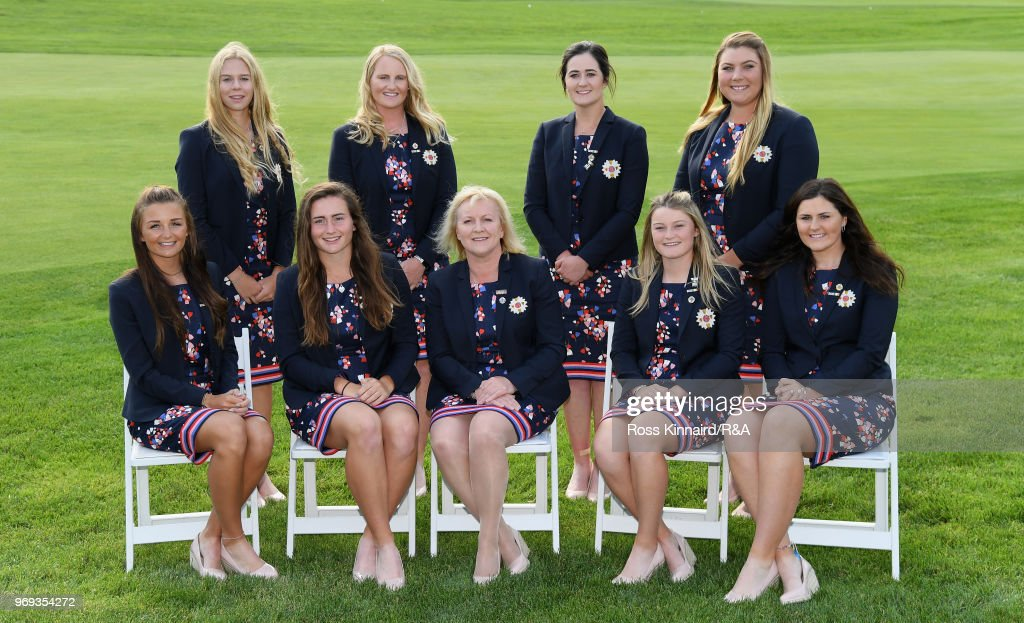 2018 Curtis Cup - Opening Ceremony & Previews