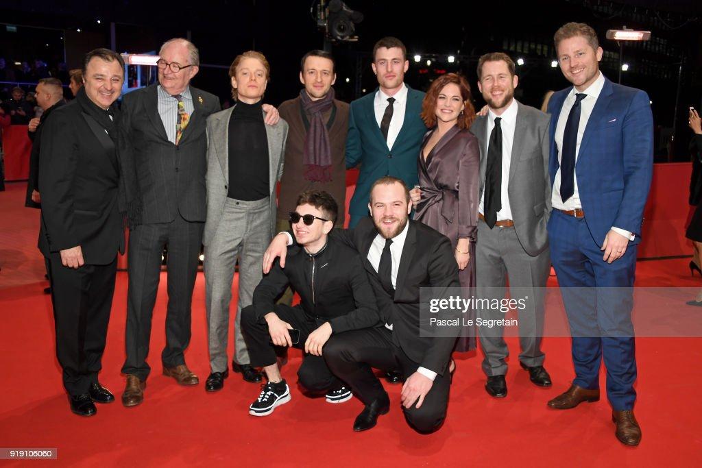 'Black 47' Premiere - 68th Berlinale International Film Festival