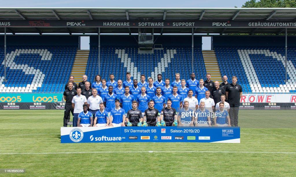 SV Darmstadt 98 - Team Presentation : Nachrichtenfoto