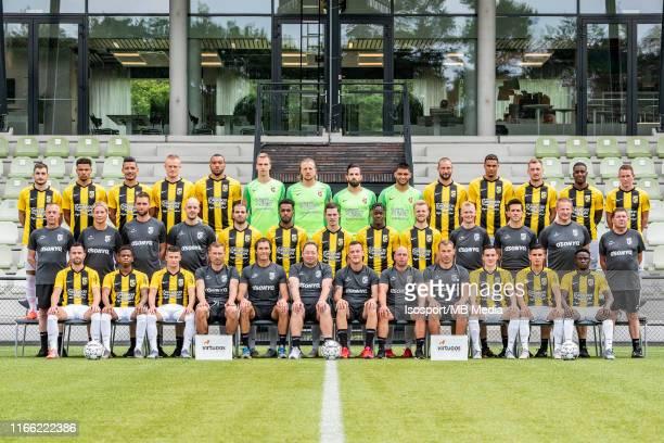 Back row : Matus Bero, Armando Obispo, Oussama Darfalou, Rasmus Thelander, Jay-Roy Grot, Jeroen Houwen, Remko Pasveer, Kostas Lamprou, Bilal Bayazit,...
