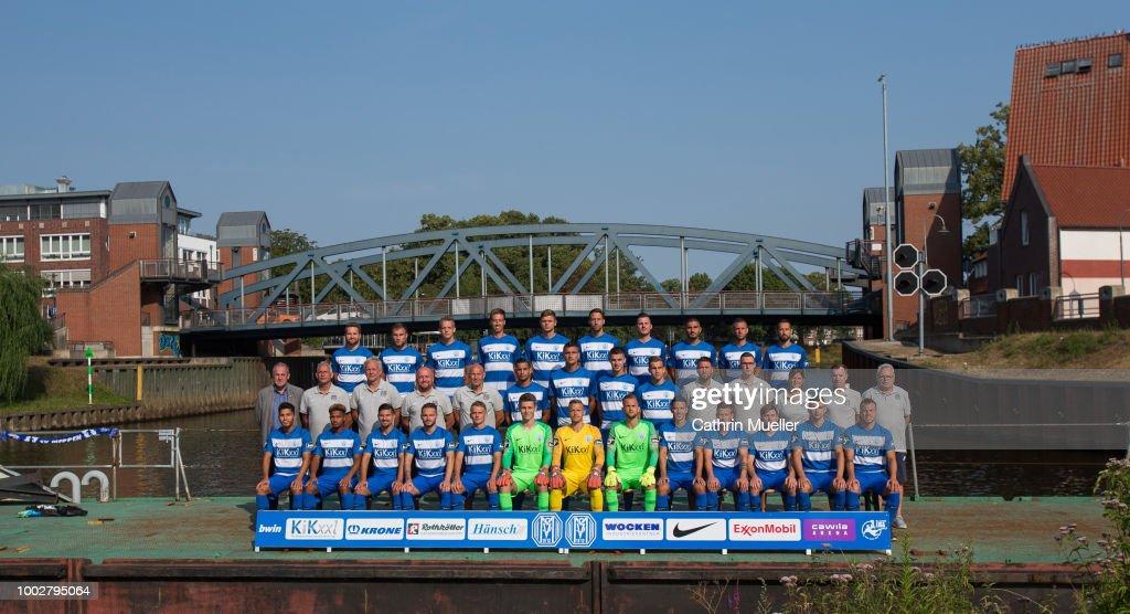 SV Meppen - Team Presentation
