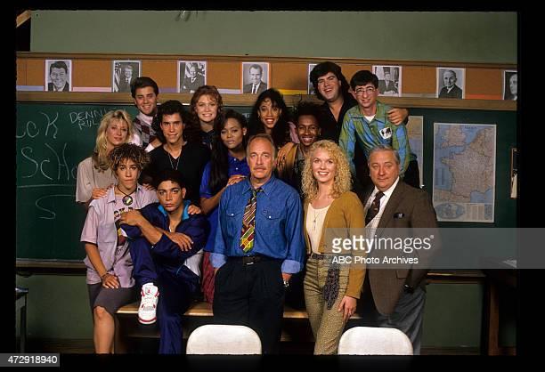 CLASS 'Back to School' Airdate September 27 1989 RAIN PRYORMICHAEL DELORENZOHOWARD HESSEMANLARA PIPERWILLIAM G SCHILLING BACKGROUND JEANNETTA...