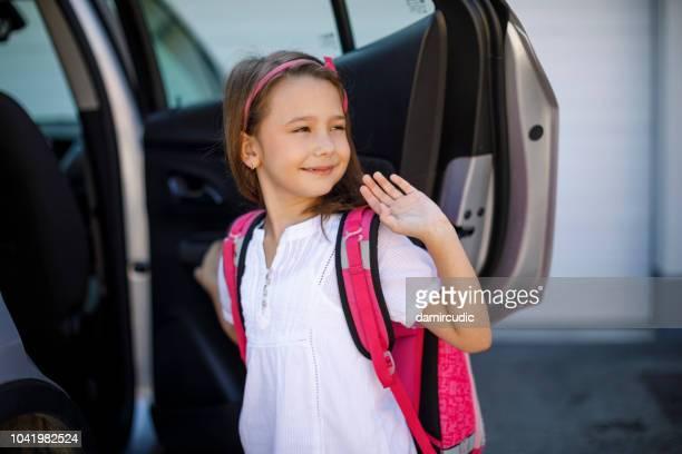 zurück to school - eintreten stock-fotos und bilder