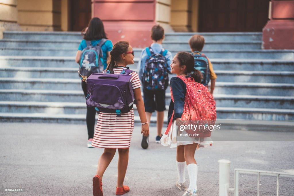 Zurück zur Schule : Stock-Foto