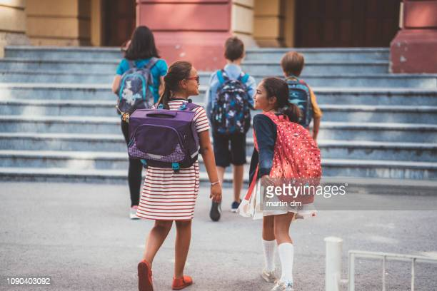 back to school - schoolboy stock pictures, royalty-free photos & images