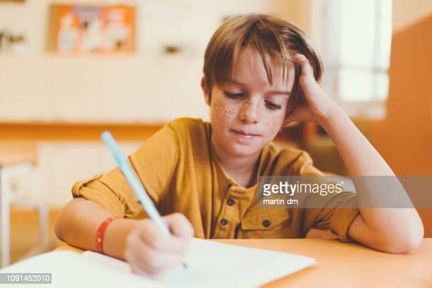 back to school - spelling stock pictures, royalty-free photos & images