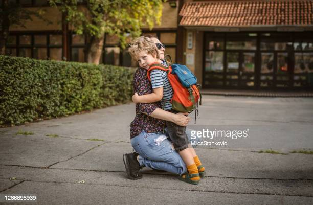 back to school - leaving stock pictures, royalty-free photos & images