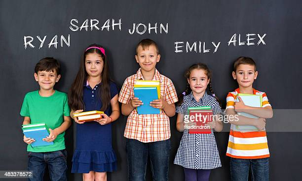 back to school - identity stock photos and pictures