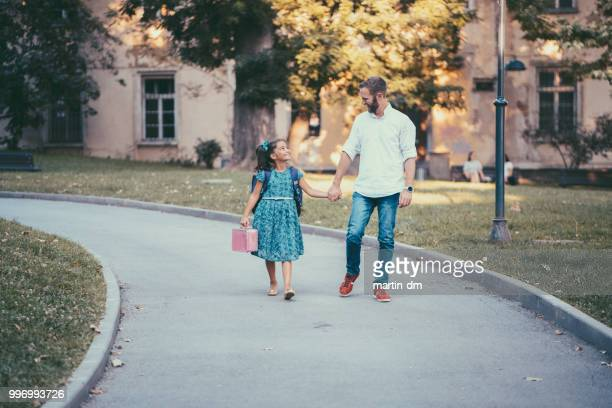 back to school - first day of school stock pictures, royalty-free photos & images