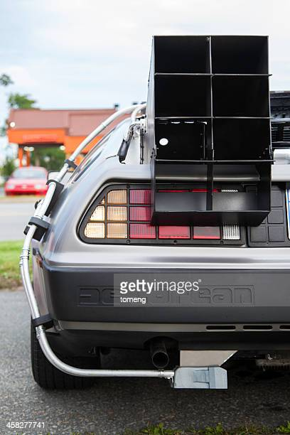 Regresso ao futuro Inspired DeLorean