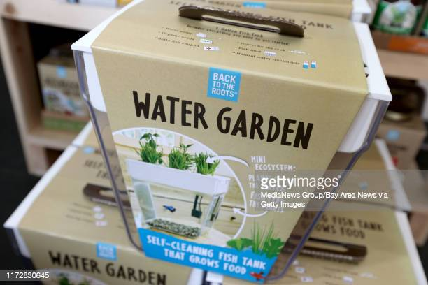 Back to the Roots' Water Garden is photographed at their office in Oakland Calif on Friday Aug 5 2016 Nikhil Arora and Alejandro Velez former Cal...