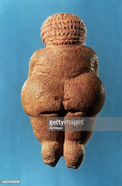 Back View of Venus of Willendorf