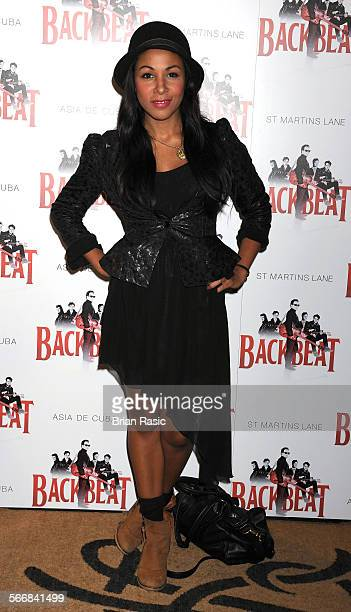 Backbeat Opening Night Duke Of York Theatre London Britain 10 Oct 2011 Kathryn Drysdale