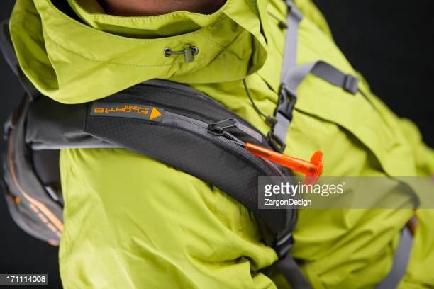 Backcountry acesso avalanche mochila