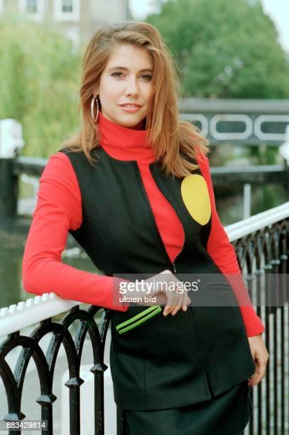 Backer Kristiane Moderatorin D in London