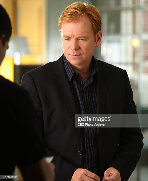 'Backfire' A victim's spirit won't leave Calleigh alone until she finds justice for his murder on CSI MIAMI Monday April 19 on the CBS Television...
