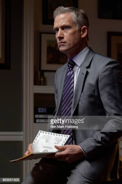 """Backfire""""- An investigative journalist shocks the White House when he reveals classified information during a press briefing and leaves Seth..."""