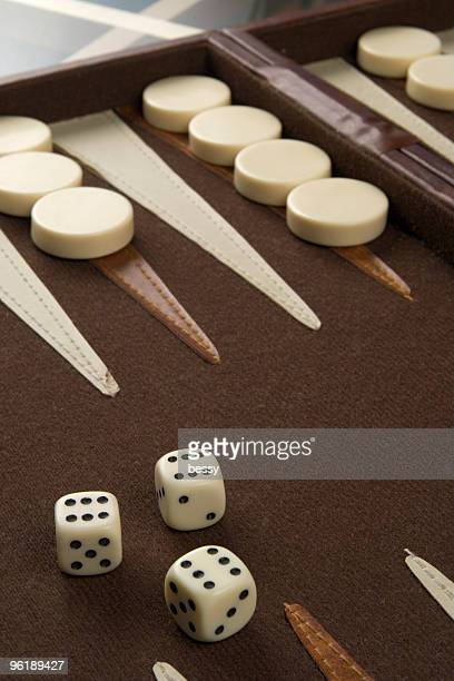 backgammon 6 - backgammon stock pictures, royalty-free photos & images